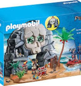 Playmobil Take Along Pirate Skull Island 70113