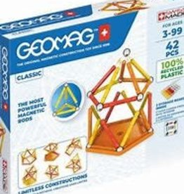 Geomag Green Line Color - 42 pcs
