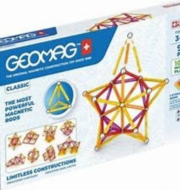 Geomag Green Line Color 93 pcs