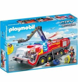 Playmobil Airport Fire Engine 5337