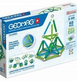 Geomag Green Line Color 60 pcs