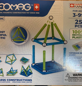 Geomag Green Line Color 25 pcs