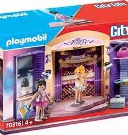 Playmobil Dance Studio Play Box 70316