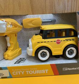 Fire Fox Toys DIY Bus