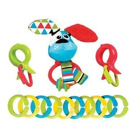 Yookidoo Clips, Rattle 'N' Links