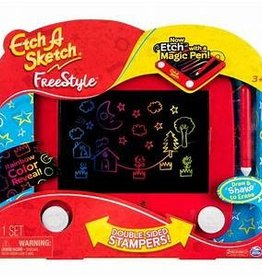 Spin Master Etch a Sketch Free Style