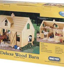 Breyer Deluxe Wood Barn