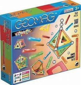 Geomag Confetti 32 pieces