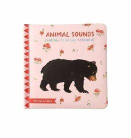Manhattan Toy Animal Sounds Book by Jeanne Bleu