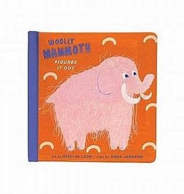 Manhattan Toy Woolly Mammoth Figures It Out by Anna Johnson