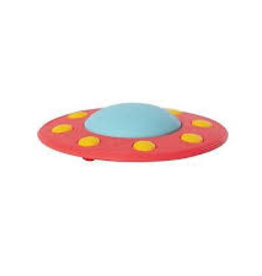 Manhattan Toy Silicone Teether Flying Saucer
