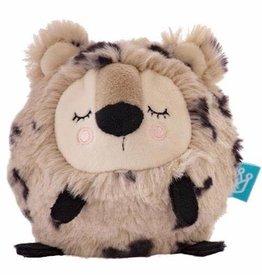 """Manhattan Toy 4"""" Squeezmez Leopard"""