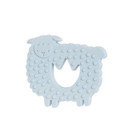 Manhattan Toy Lamb Silicone Teether