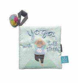 Manhattan Toy Yoga with Baby Stella Soft Book