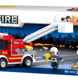 Sluban Small Fire Truck (136 pieces)