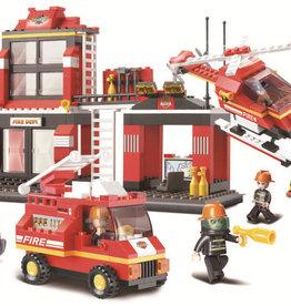 Sluban Emergency Dispatch (371 pieces)
