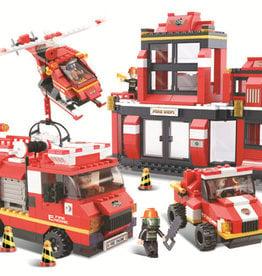 Sluban Massive Rescue Mission (693 pieces)
