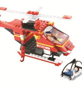 Sluban Helicopter Rescue (155 pieces)