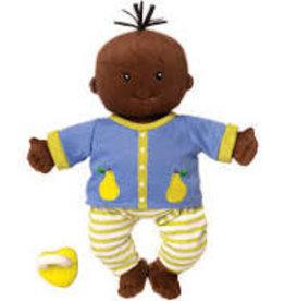 """Manhattan Toy 13"""" Baby Stella Brown Doll"""