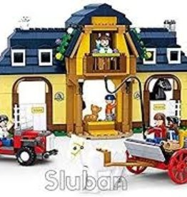 Sluban Sluban Farm (526 pieces)