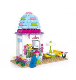 Sluban Sluban Ice Cream Shop ( 205 Pieces)
