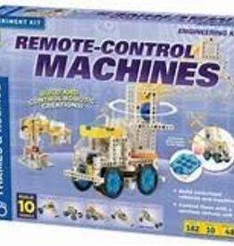 Thames & Kosmos Remote-Control Machines