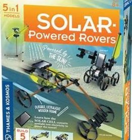 Thames & Kosmos Solar Powered Rovers