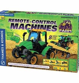 Thames & Kosmos Remote- Control Machines Farm