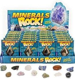 Thames & Kosmos Minerals Rock Rose Quartz (single assorted)