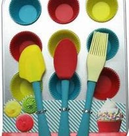 Handstand Kitchen Mini Cupcake set