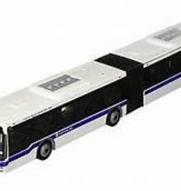 Daron World Wide Trading MTA Articulated NY City Bus