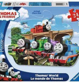 Ravensburger Thomas World 24 pc