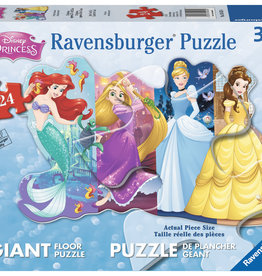 Ravensburger Pretty Princesses 24 pieces