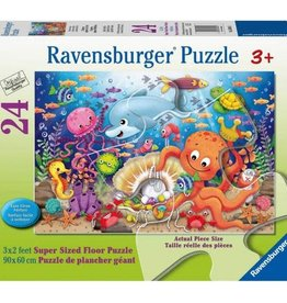 Ravensburger Fishie's Treasure- 24 peices
