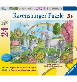 Ravensburger Prancing Unicorns (24 pieces)