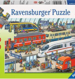 Ravensburger Railway Station