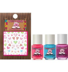 Piggy Paint Polish Set: Unicorn Fairy