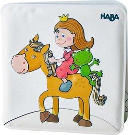 Haba Magic Bath Time Book - Princess