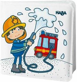 Haba Magic Bath Book - Fire Brigade