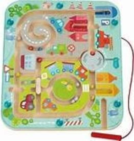 Haba Magnetic Game Town Maze
