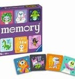 Ravensburger Cute Monsters Memory Game