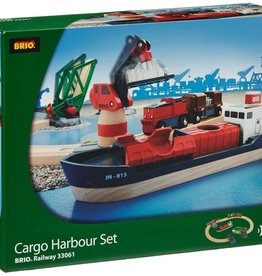 Brio Cargo Harbour Set