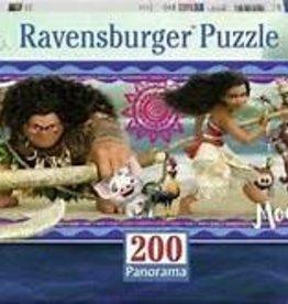 Disney Moana Puzzle 200 Piece