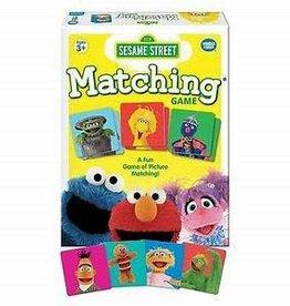 Wonder Forge Sesame Street  Matching Game