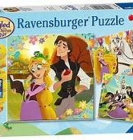 Ravensburger Tangled TV Series 49 pc (3 Puzzles)