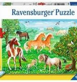 Ravensburger Mustang Meadow Puzzle 60 Peice