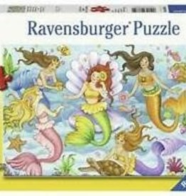 Ravensburger Queens of the Ocean Puzzle 35 Piece