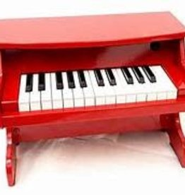1st Note 1st Note Upright Piano Red