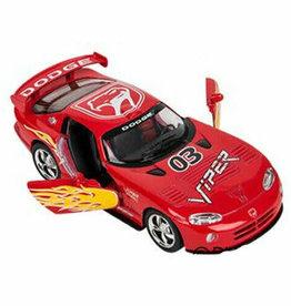Kinsmart Dodge Viper GTS-R Red