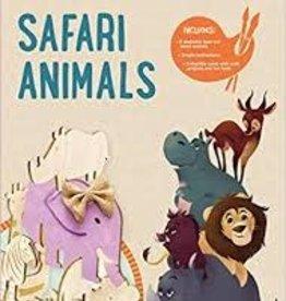 Incredibuilds Safari Animals